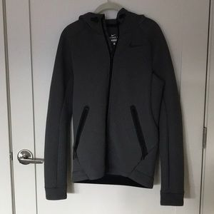 Nike Gray Therma-Fit Sports Jacket